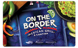 On the Border GiftCards