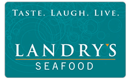 Landry's Seafood Gift Card